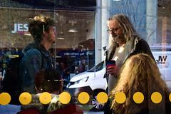Bus Stop (Bury Gardener) Tags: 2018 nikond7200 nikon england eastanglia uk people peoplewatching folks suffolk streetphotography street streetcandids snaps strangers candid candids britain burystedmunds