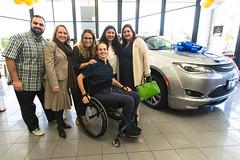 Aldo Palmetto Nissan-15 (fiu) Tags: miami fiu mbr aldo nissan van wheelchair quadriplegic engineering collegeofengineering vincerives