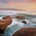 FB_19-01-03___DSC3807 (Mathew Courtney) Tags: rocks sunrise water centralcoast motion