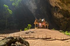 Phraya Nakhon Cave (sillie_R) Tags: cave nationalpark phrayanakhoncave samroiyot temple thailand prachuapkhirikhan th happyplanet asiafavorites