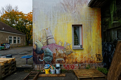 Graffiti 2017 im Freiland Potsdam (pharoahsax) Tags: graffiti kunst objekte potsddeutschland potsdam brandenburg orte graffitycharacter art streetart street urban urbanart paint graff wall artist legal mural painter painting peinture spraycan spray writer writing artwork tag tags worldgetcolors world get colors freilandam deutschland germany de