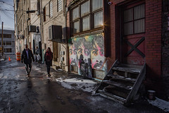 trumbell-6979 (FarFlungTravels) Tags: county northeast alley alleyway davegrohl ohio travel trumbell warren