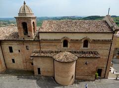 Offagna - 7 (antonella galardi) Tags: marche ancona conero offagna rocca medioevo borgo borghipiùbelli 2013 castello paese chiesa santommaso