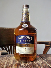 Gibson's Finest (knightbefore_99) Tags: tasty great awesome drink food best art craft fantastic bottle booze rye gibsons 12 rare whisky aged canadian ontario finest