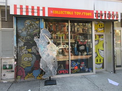 Toy Tokyo Store - Pop Vinyl Figures East Village NYC 1720 (Brechtbug) Tags: toy tokyo store 91 second avenue near 5th street nyc 2019 new york city february 02162019 lower east side 2nd ave collectable figures toys action figure japan japanese anime vinyl pop culture popular funko stuff gallery art asian asia custom kidrobot kid robot