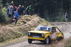 IMG_0752-01-01 (jamiematthias1) Tags: cambrianrally cambrian rally 2019 alwen motorsport forest wales cars speed brc british quick yellow ford escort crowd trees mud gravel drenth jordan maxxis 73 flatout floorit