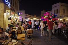 Spongebob (michael.veltman) Tags: doha qatar street market