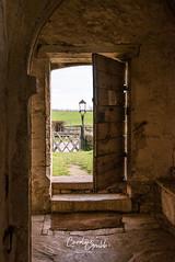 Vestibule (Caroline Grubb Photography) Tags: inglesham st john baptist pray prayer worship religion church 1000 cotswolds winter interior door