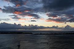 Sunset from Castillo San Felipe del Morro