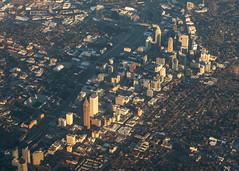 Dowtown Atlanta (ruifo) Tags: nikon d850 nikkor 50mm f12 ais aerial image aérea aerea downtown atlanta skyline georgia ga usa us america cidade ciudad city urban skyscraper skyscrapers sunrise sun rise nascer sol morning mañana manhã manana manha sombra shadow
