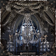 In October of 2016, after 6 months of restorations, the chandelier was finally hanging back in the center of the ossuary, to be once again enjoyed by all in its replenished grandiosity & beauty. (To be continued...) . 💀 Sign up on our mailing list f (Sedlec Ossuary Project) Tags: sedlecossuaryproject sedlec ossuary project sedlecossuary kostnice kutnahora kutna hora prague czechrepublic czech republic czechia churchofbones church bones skeleton skulls humanbones human mementomori memento mori creepy travel macabre death dark historical architecture historicpreservation historic preservation landmark explore unusual mechanicalwhispers mechanical whispers instagram ifttt