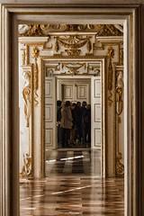 Una cornice d'arte (Luca Nacchio) Tags: palazzo ducale sassuolo barocco architettura estense este modena italia arte meraviglie palace ducal baroque architecture italy art wonders