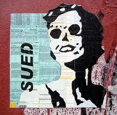 - (txmx 2) Tags: hamburg streetart sticker sued archive reloaded cutout