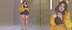 🚧 (ʟ ᴜ ɴ ᴀ) Tags: sl secondlife avi avatar slavi 3d virtual world fashion ootd lotd catwa belleza tresbeau thehorror wasabi villena foxy evie valekoer treschic uber kustom9 bh9 besha