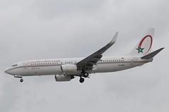 CN-ROS (LIAM J McMANUS - Manchester Airport Photostream) Tags: cnros royalairmaroc ram at marocair boeing b737 b738 738 b73h 73h boeing737 boeing737800 egcc manchester man