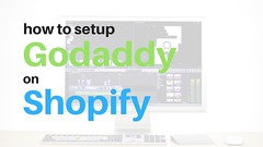 How to Setup Godaddy Domain Name on Shopify Store | A Quick Tutorial (websitehostingguides) Tags: how setup godaddy domain name shopify store | a quick tutorialwebsitehostingguides