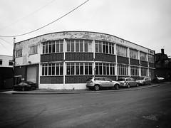 Catherine Wheel Road, Brentford (dominicirons) Tags: brentford westlondon redevelopment brentway catherinewheelroad blackwhite blackandwhite