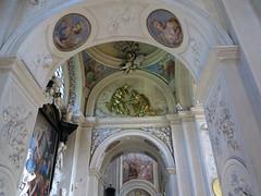 Kraków, Kościół św.Anny-IMG_0475p (Milan Tvrdý) Tags: kraków churchofstanna kościółśwanny poland polska cracow cracovia