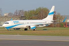 Boeing 737-8CX(WL) - SP-ENL - HAJ - 02.04.2019(2) (Matthias Schichta) Tags: haj hannoverlangenhagen eddv flugzeugbilder planespotting enterair spenl boeing b737800