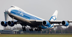 B747 | VQ-BRH | AMS | 20150502 (Wally.H) Tags: boeing 747 boeing747 b747 vqbrh airbridgecargo ams eham amsterdam schiphol airport