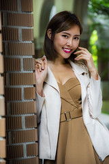 Girl. (Axim2013) Tags: 大安區 臺北市 臺灣 tw raykwa nikon nikond810 color myphotoproject girl