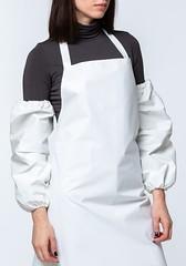 фартук и нарукавники (ShyShyny) Tags: фартук завязки нарукавники бахилы apron strings sleeves
