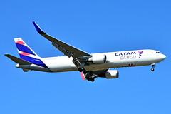 N532LA LATAM Cargo Colombia Boeing 767-300F (czerwonyr) Tags: n532la latam cargo colombia boeing 767300f