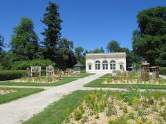 Orangerie, Jardin public, Cognac (16) (Yvette G.) Tags: orangerie architecture cognac 16 charente poitoucharentes nouvelleaquitaine jardinpublic