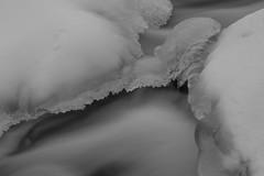 Royal River-190121-07 (tombealphotos) Tags: acros blackandwhite ice landscape longexposure maine nature river riverscape royalriver xh1 xf1655mmf28rlmwr