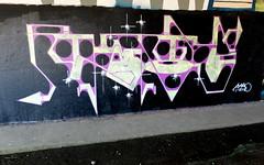 Mssls (oerendhard1) Tags: graffiti streetart urban art rotterdam oerendhard maassluis