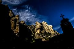 Montserrat (E-C-K ART) Tags: montserrat monestary convent roks spain barcelona catalun catalonia espana mountains montanha
