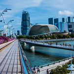 2019 - Singapore - Espalande & Jubilee Bridges thumbnail