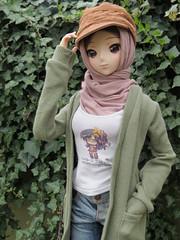 Haters Gonna Hate (els82) Tags: smartdoll kurenai hijab