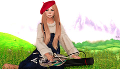 * Taylor Art (♥♥ Bri4nn4 Resident ♥♥) Tags: {dami} appliers bento catwa fameshed fashionevents gacha limerence new rare secondlife