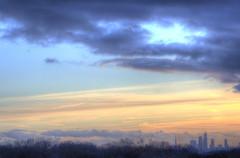 City (ArtGordon1) Tags: ethereal london england uk winter sunset february 2019 davegordon davidgordon daveartgordon davidagordon daveagordon artgordon1 clouds city cityoflondon thesquaremile