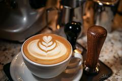 LatteArt-89 (Marko's_Art) Tags: coffee cup cappuccino color kaffee latte art tasse milchschaum kunst rosetta deutschland getränk germany drink mecklenburgvorpommern