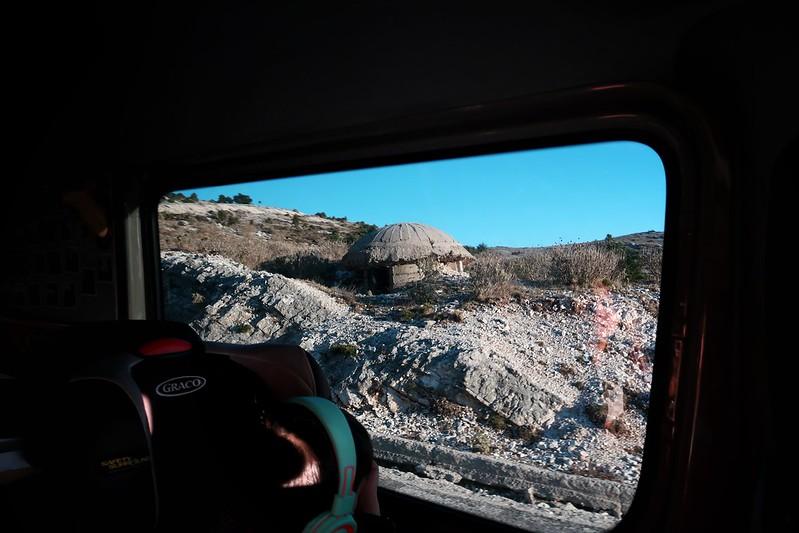Driving along the Albanian Riviera blog