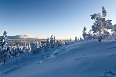 Kuertunturi (kalsink) Tags: äkäslompolo kuertunturi ylläs lappi lapland snow winter landscape