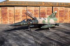 Brustem EBST 2019 : Mirage VBD BD09 (Hermen Goud Photography) Tags: airfields bd09mirage5bd belgianairforce belgium belgië brustem ebstlimburgregionalairport militair preservedmuseum vliegvelden aviation
