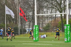 K2A05637 Amsterdam AAC1 v Diok LRC2 (KevinScott.Org) Tags: kevinscottorg kevinscott rugby rc rfc amsterdamaac dioklrc 2019