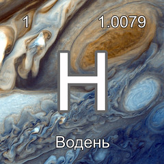 Хімічні елементи Водень H InterNetri Ukraine