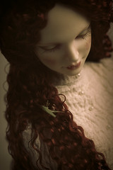 . (dolls of milena) Tags: bjd resin doll edria portrait lldt la legende de temps abjd retro