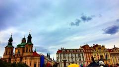 Old Town Square | Prague | Czech Republic (maryduniants) Tags: prag praha praga czechrepublic panda prague architecture europe clouds sky