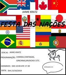 festadasnacoes (beletatti2010) Tags: cartel