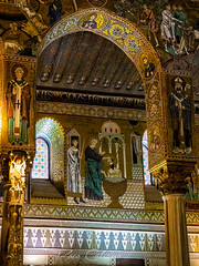 Capella Palatina (Paco CT) Tags: church construccion construction iglesia inside interior palermocapellapalatina indoor palermo sicily italy it religion pacoct 2019