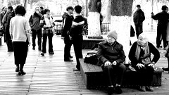 West Lake, Hangzhou (Joshua Khaw) Tags: couple park dancing china hangzhou street candid