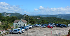Parking lot on mountain in Dalat, Vietnam (phuong.sg@gmail.com) Tags: abstract auto automobile business car compact dealer dealership drive electric factory forest front green industrial industry inventory line lot luxury manufacture manufacturing market mountain new outdoors park plant poles post production red retail row sale show sport stock suv technology transport transportation tree view wheel white
