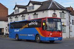 52630. 647 DYE: Lincolnshire Road Car (originally S670 RWJ) (chucklebuster) Tags: 647dye s670rwj stagecoach east midlands lincolnshire road car grimsby cleethorpes transport driver training unit worksop