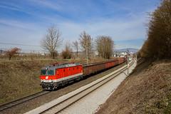 1144 283 (139 310) Tags: dg öbb 1144283 österreich evu 1144 kbs101 zugnummer kbs dg54597 tfz np westbahn linz oberösterreich at