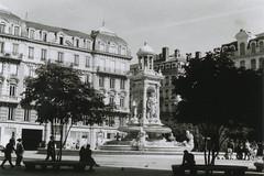 Place de Jacobins (Pito Charles) Tags: argentique analog camera film vintage filmisnotdead pellicule